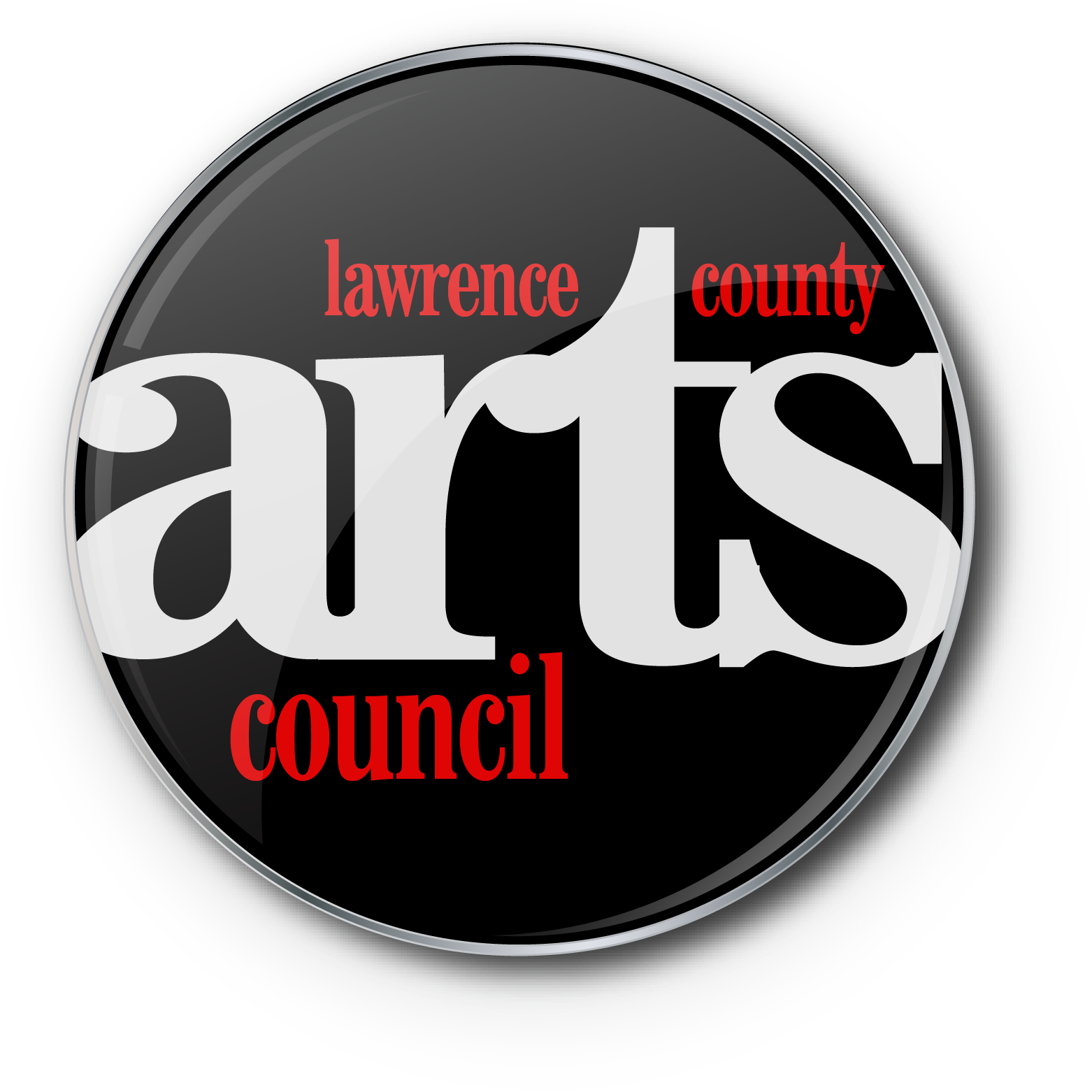 Lawrence County Arts Council Logo
